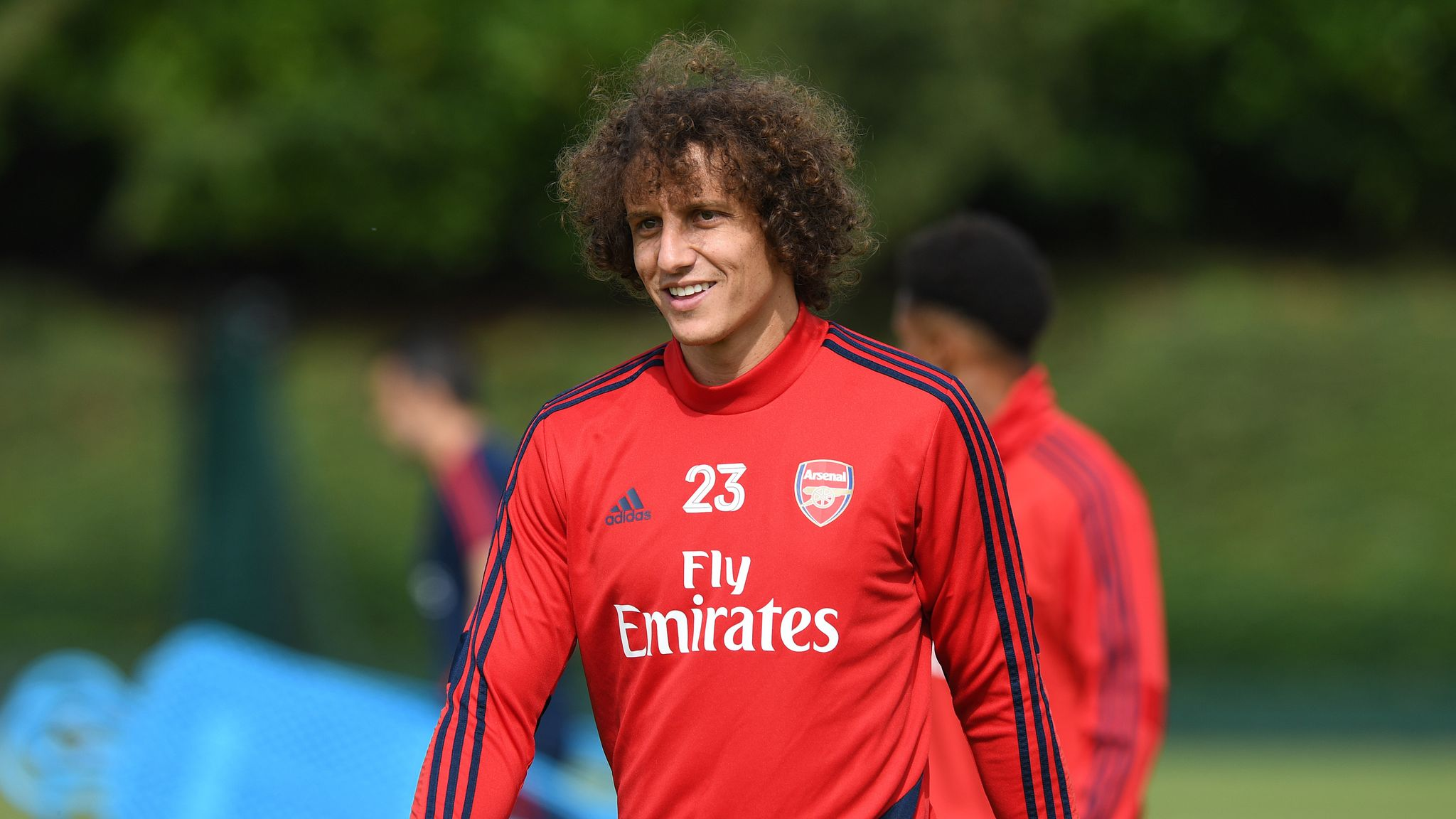 David Luiz: Arsenal can 'fight' for Premier League title this season