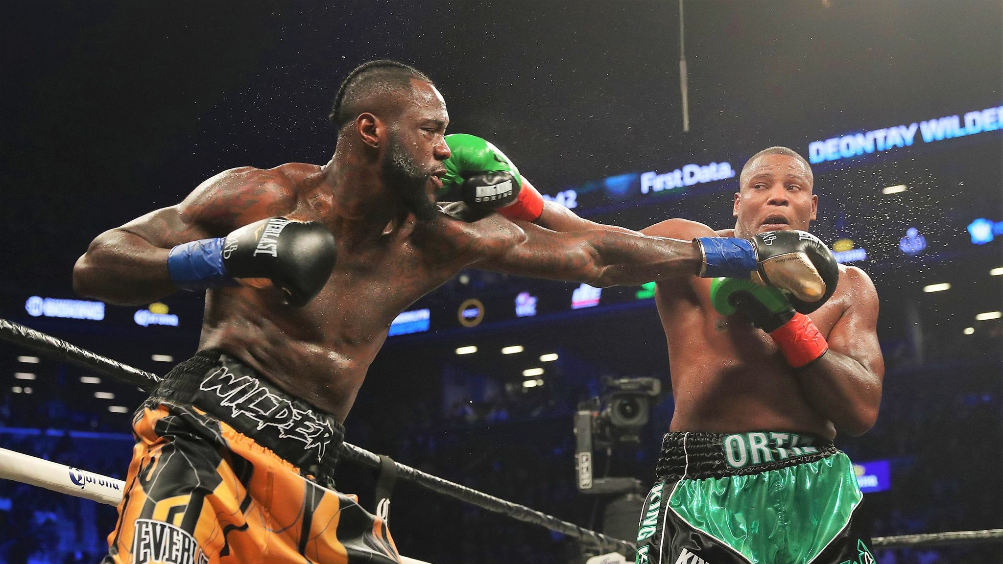 Wilder vs Ortiz II: Deontay Wilder's Premier Boxing Champions rematch with Luis Ortiz is live on Sky Sports