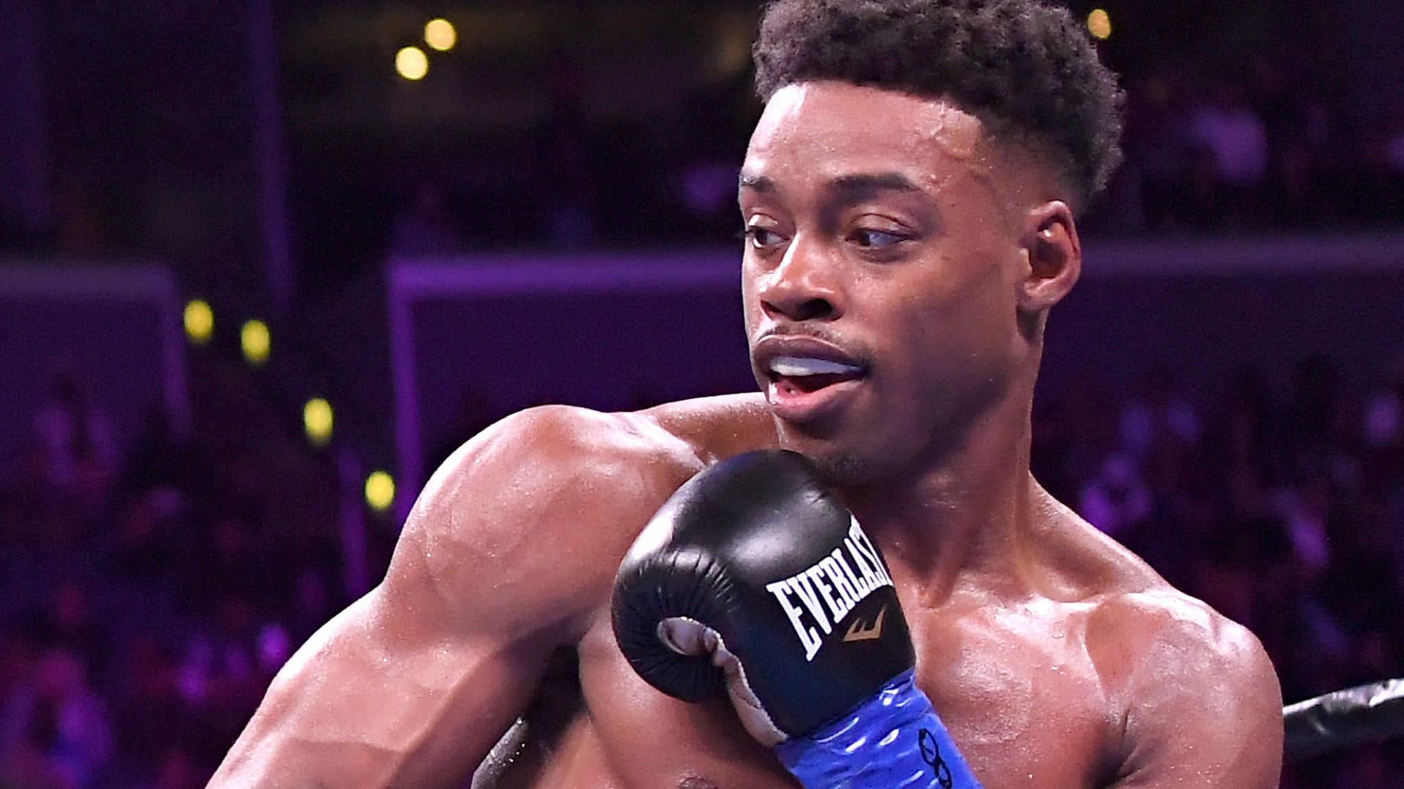 Errol Spence Jr expected to make full recovery after car