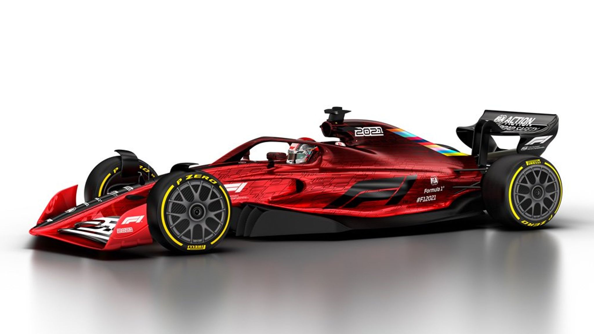 F1 2021 Rules Revealed New Cars And New Racing Headline Major Overhaul F1 News