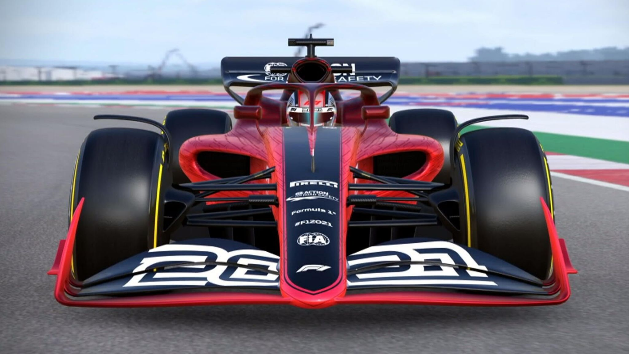 F1 2021 overhaul delayed until 2022 due to coronavirus pandemic ...