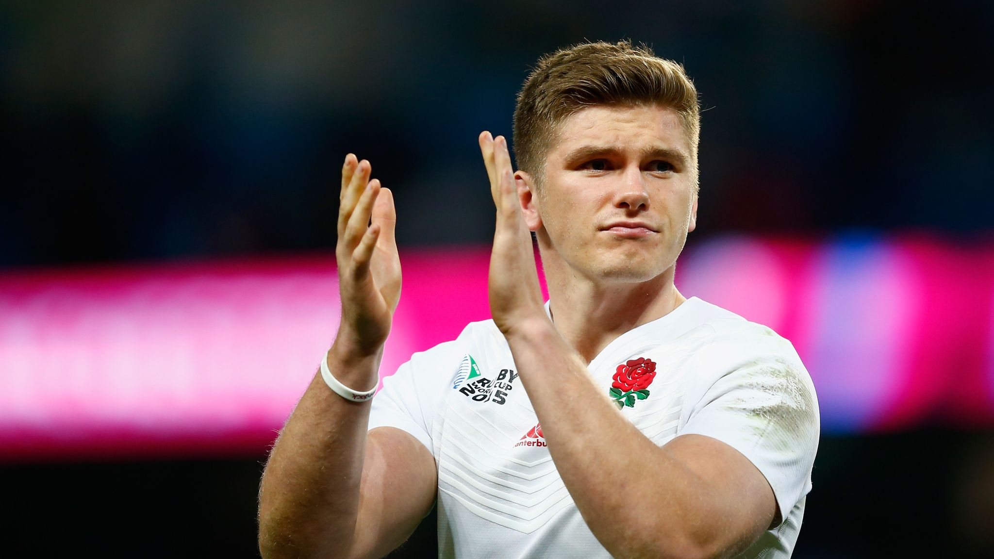 Owen Farrell and Anthony Watson on England vs New Zealand - Rugby World Cup semi-final