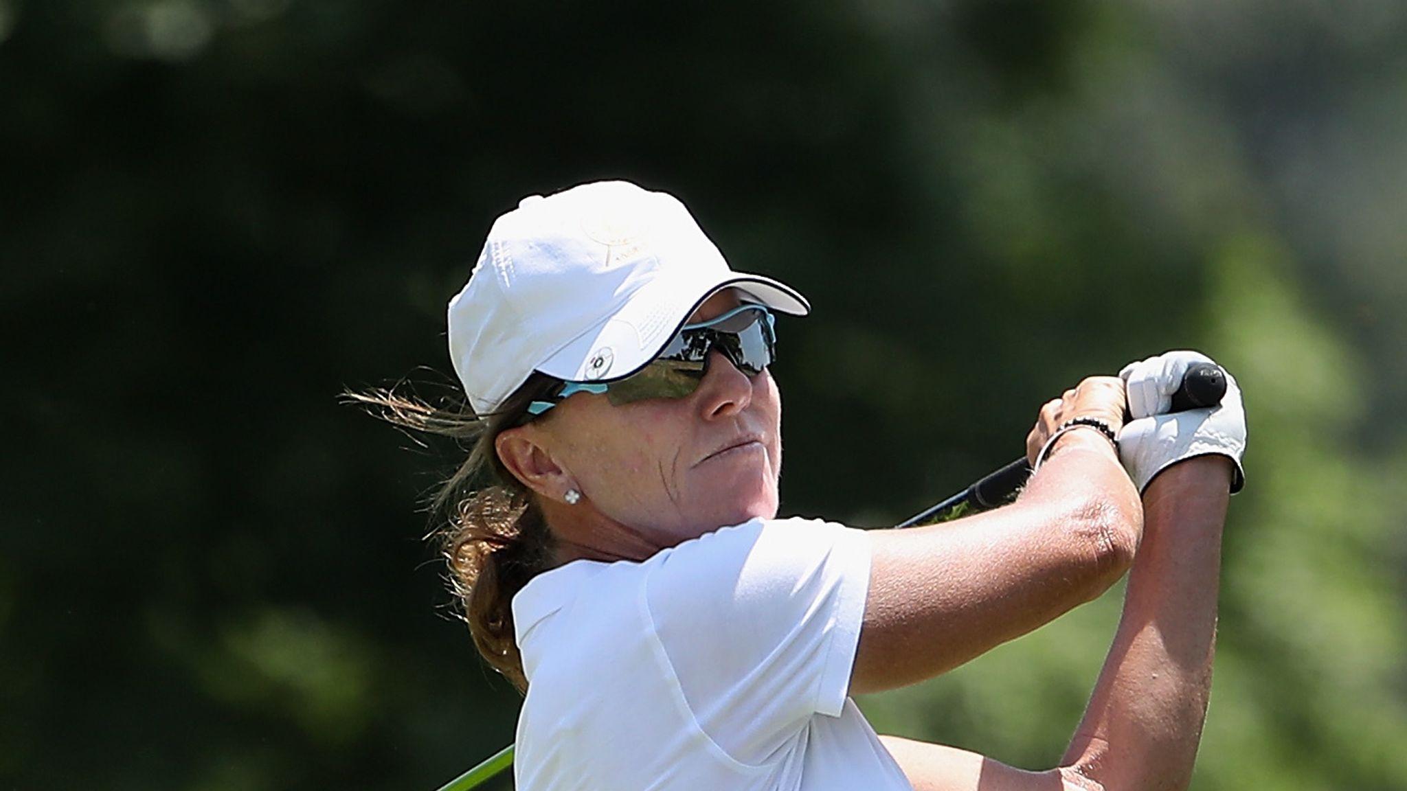 Lee Ann Walker accepts blame for 58-shot penalty at Senior LPGA