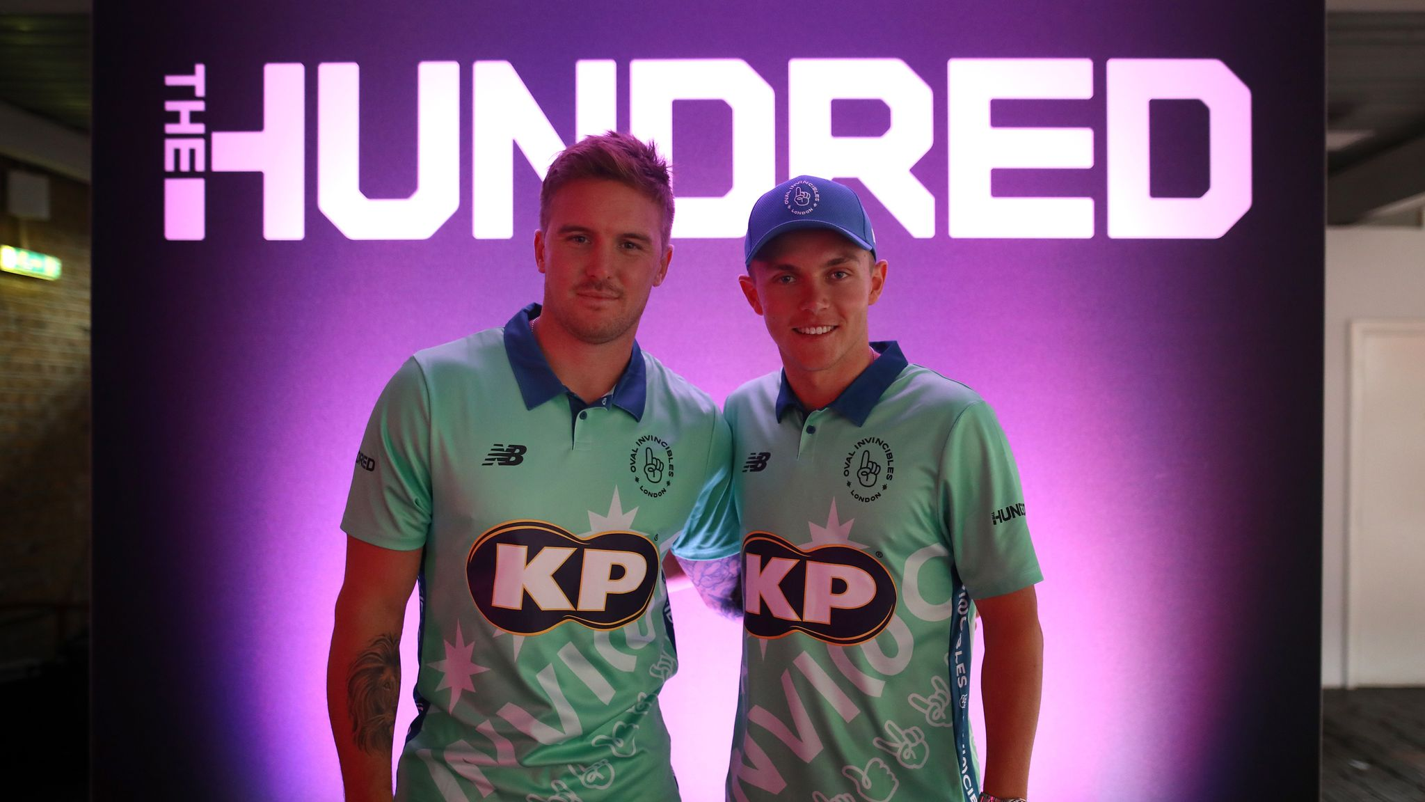 The Hundred: Motorbike fan Jason Roy revved up to play for Oval Invincibles