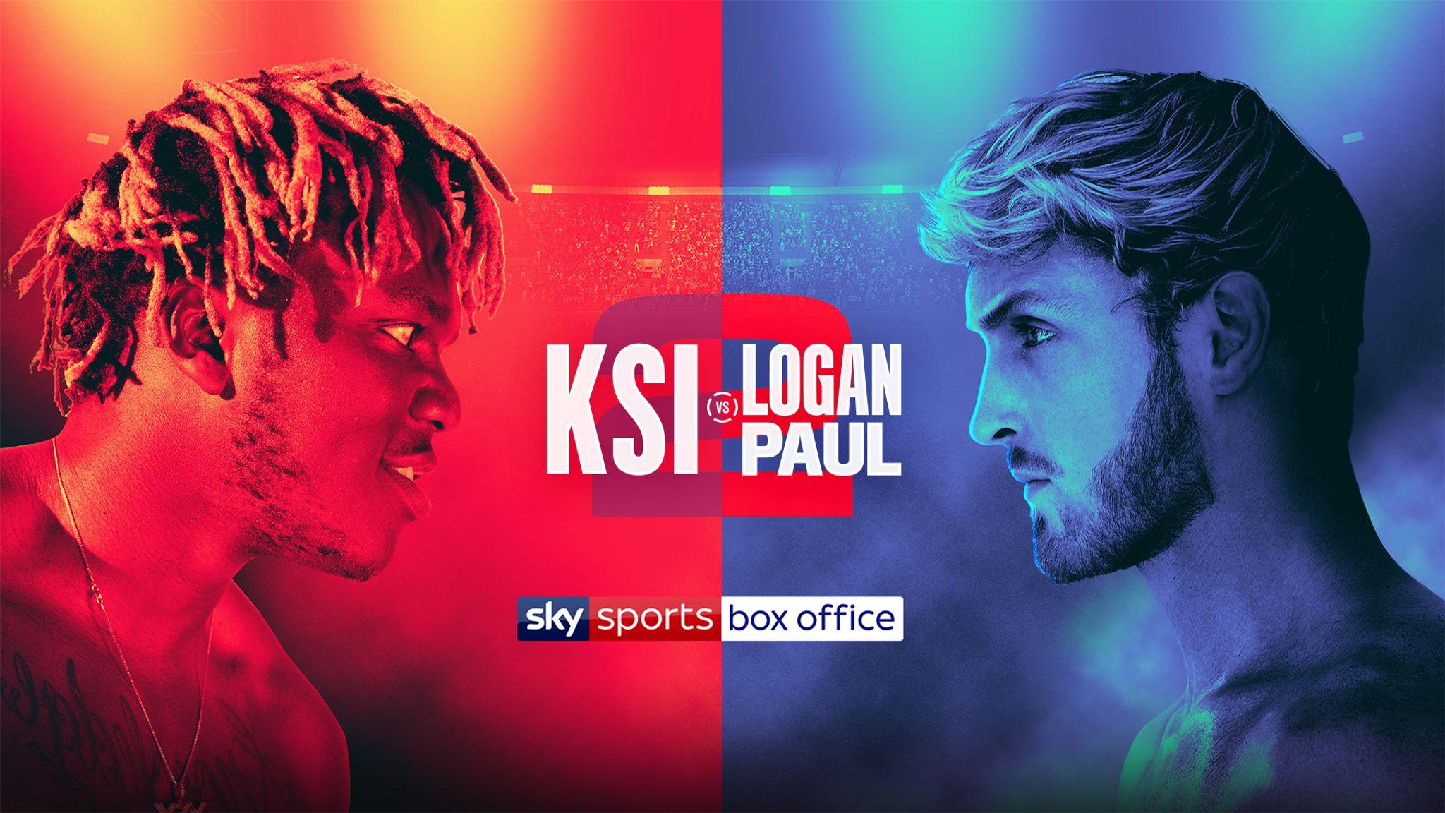 Jake Paul Ksi Vs Logan Paul 2 - Jinda Olm