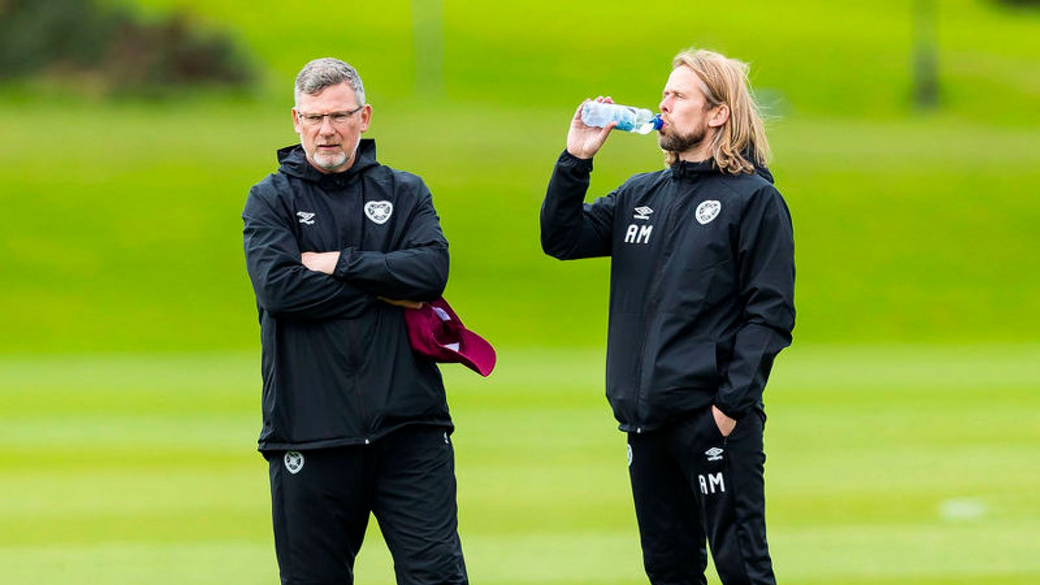 Craig Levein sacked by Hearts after one Premiership win this season