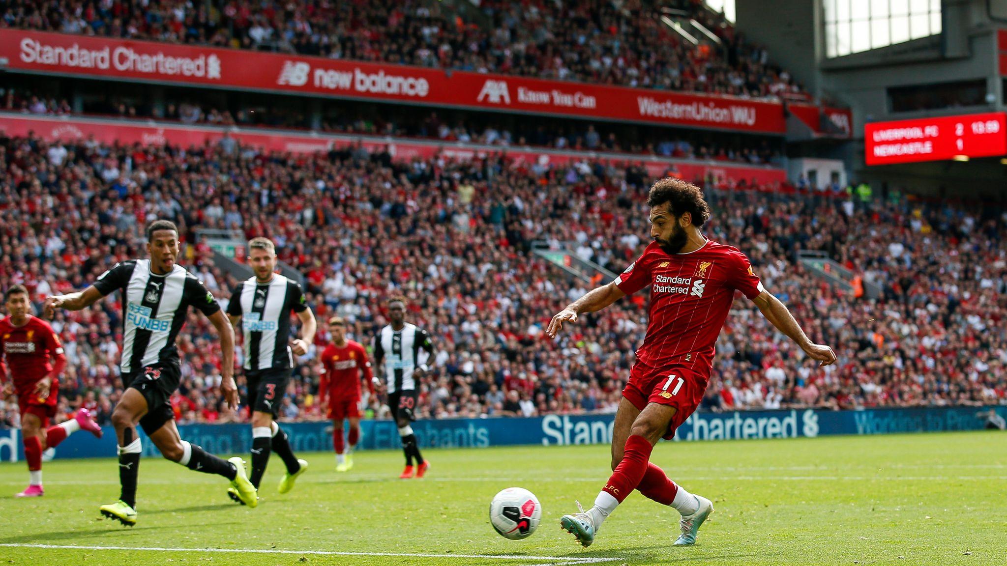 Mohamed Salah, Kevin De Bruyne - Pick your Premier League goal of the month for September