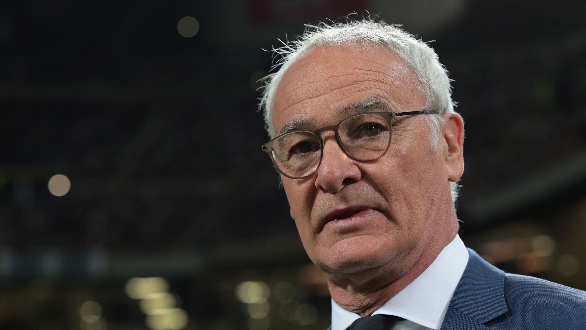 Claudio Ranieri appointed Sampdoria head coach