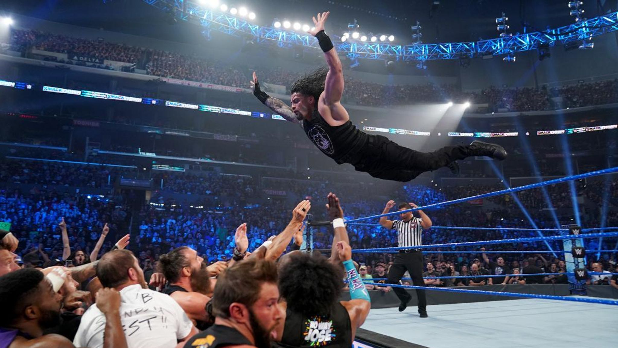 WWE SmackDown: This week's highlights from Friday night's show