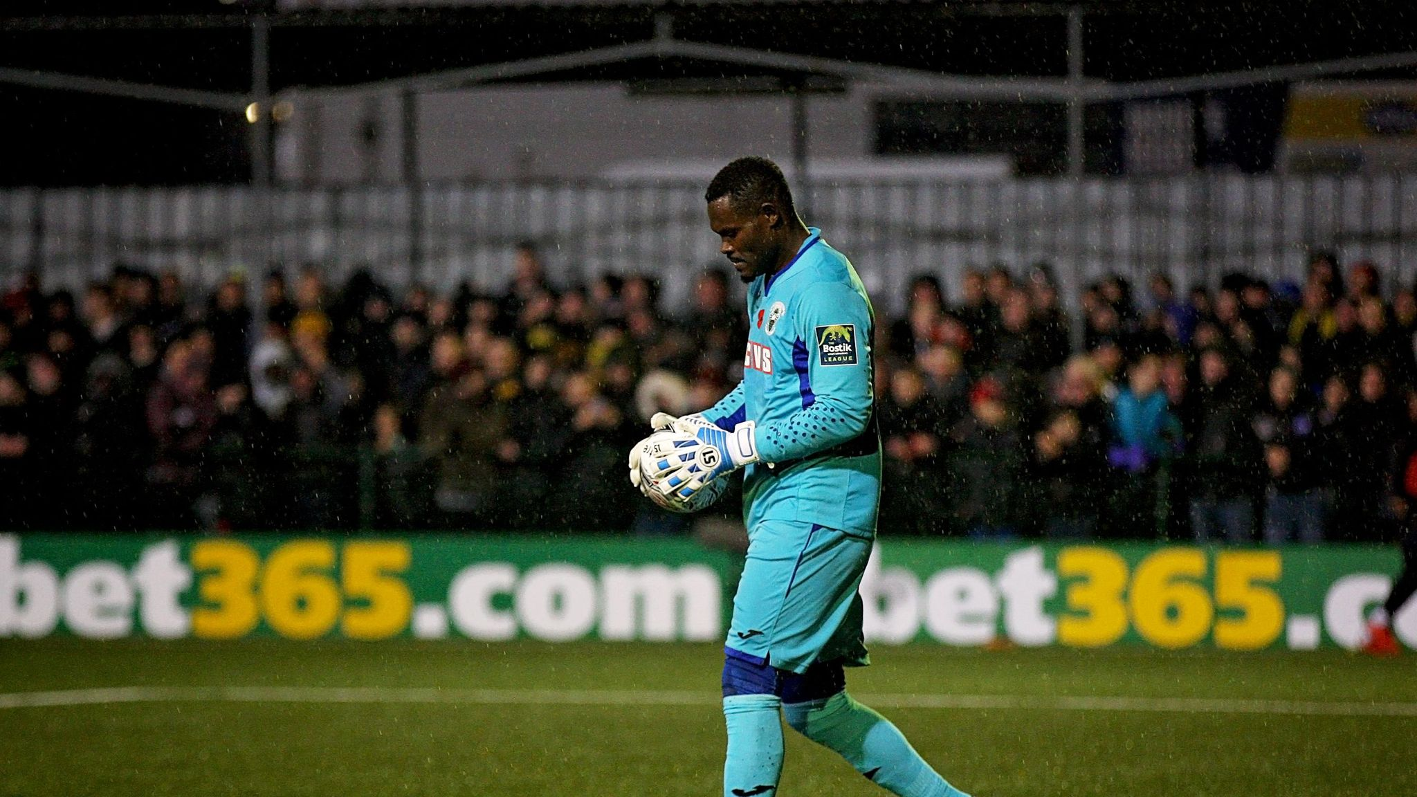 FA Cup tie between Haringey Borough and Yeovil abandoned after alleged racism