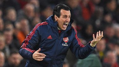 fifa live scores - Unai Emery says Arsenal's trip to Leicester vital in top-four race