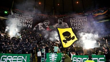 fifa live scores - Celtic urge fans to stop using pyrotechnics after latest UEFA charge