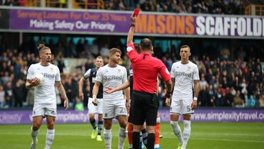 fifa live scores - Leeds' Gaetano Berardi wins appeal against red card