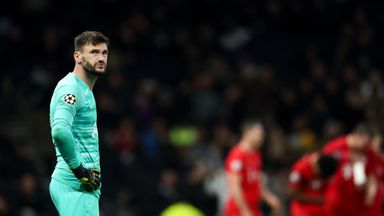 fifa live scores - Hugo Lloris: Tottenham goalkeeper undergoes surgery on dislocated left elbow