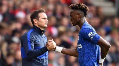 fifa live scores - Tammy Abraham deserves his great week, says Frank Lampard