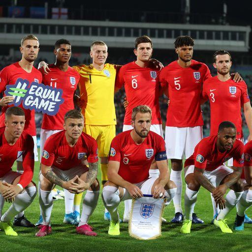 'England will not face racism in Kosovo'