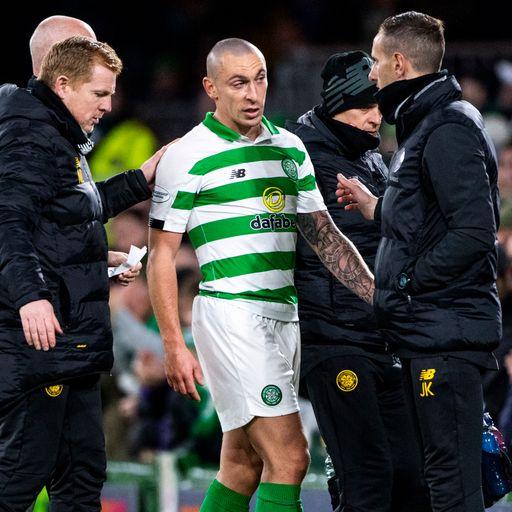 Lennon upbeat on Brown injury