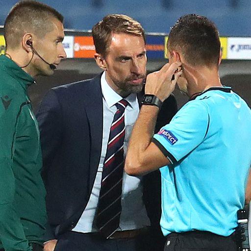 England players suffer racist abuse