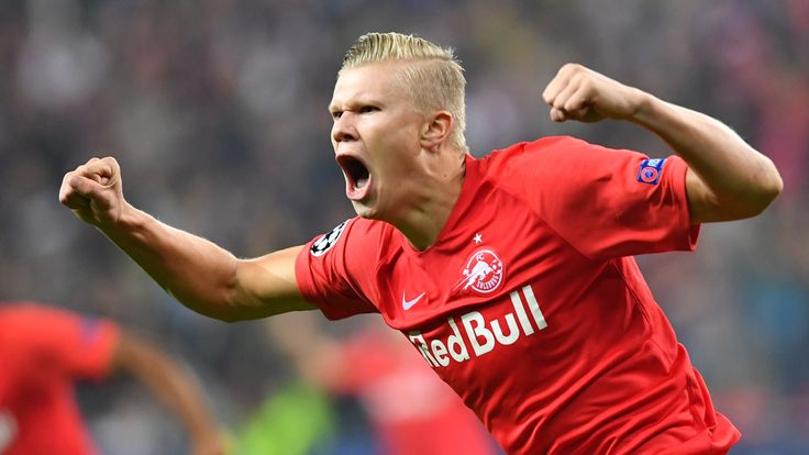 Erling Haaland has become one of the most exciting young players in Europe