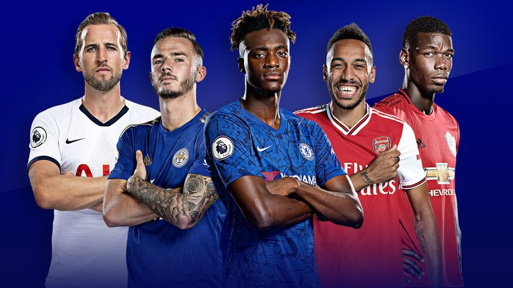 Premier League top 4 feature