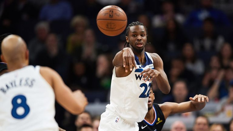 Minnesota Timberwolves aim to continue developing team's young core | NBA News |