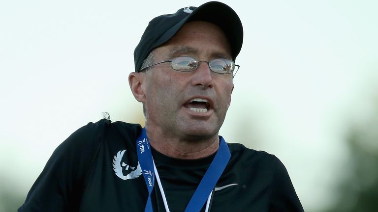 Alberto Salazar has been banned for four years by USADA