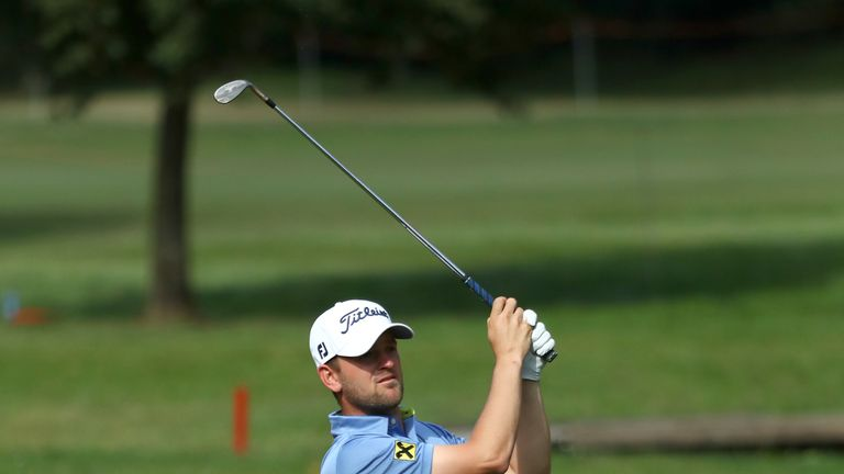Wiesberger would be the first Austrian to be crowned European No 1