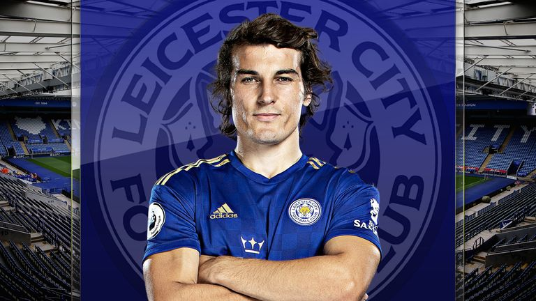 Leicester defender Caglar Soyuncu is already a cult hero at the club