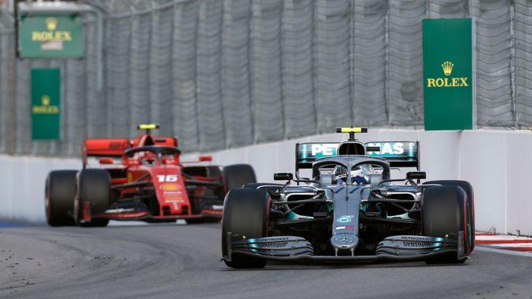Mercedes upgrade in Ferrari battle ahead of Japanese GP | F1 News