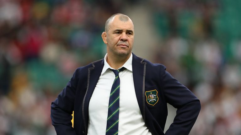 After such a result, Michael Cheika's time in charge of Australia has, in all likelihood, come to an end