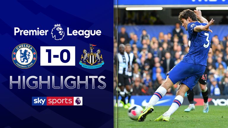 FREE TO WATCH: Highlights from Chelsea's win over Newcastle