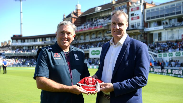 England opt for Silverwood, not Kirsten