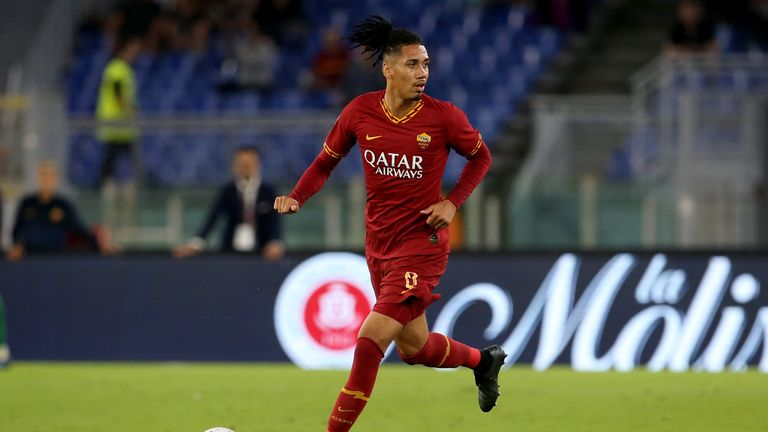 Smalling is likely to return to Old Trafford when his loan spell at Roma comes to an end, says Solskjaer