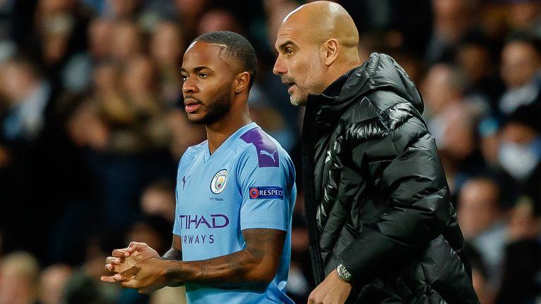 Pep Guardiola and Raheem Sterling planning Manchester City stay ...