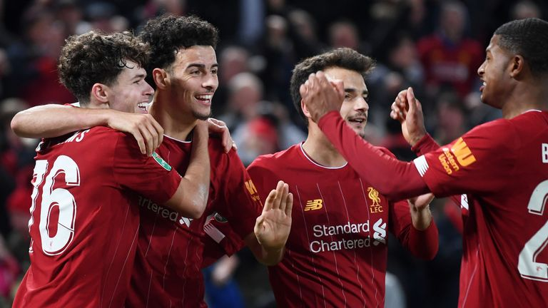 Liverpool recovered from a deficit on three occasions against Arsenal to progress