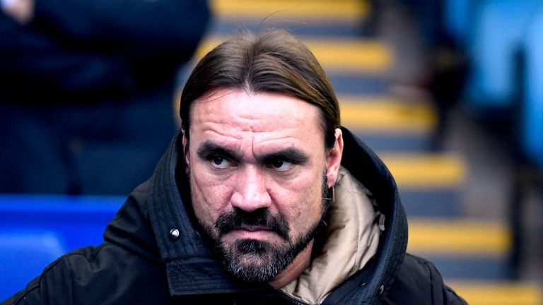 Norwich City boss Daniel Farke has seen his side win four points from their last two games