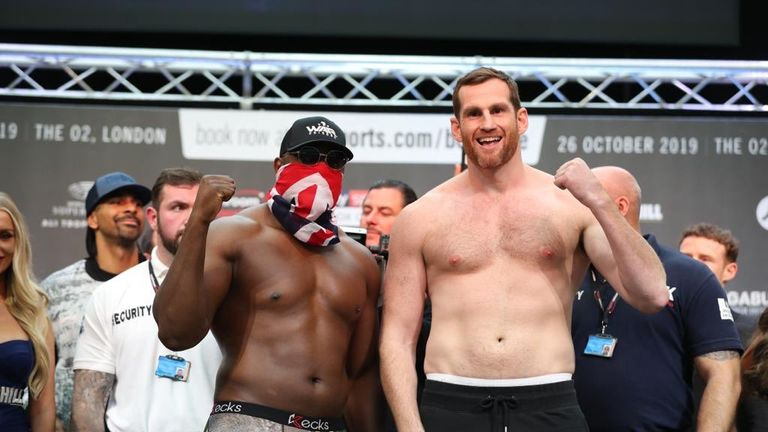 Dereck Chisora calls out Joseph Parker after emphatic win
