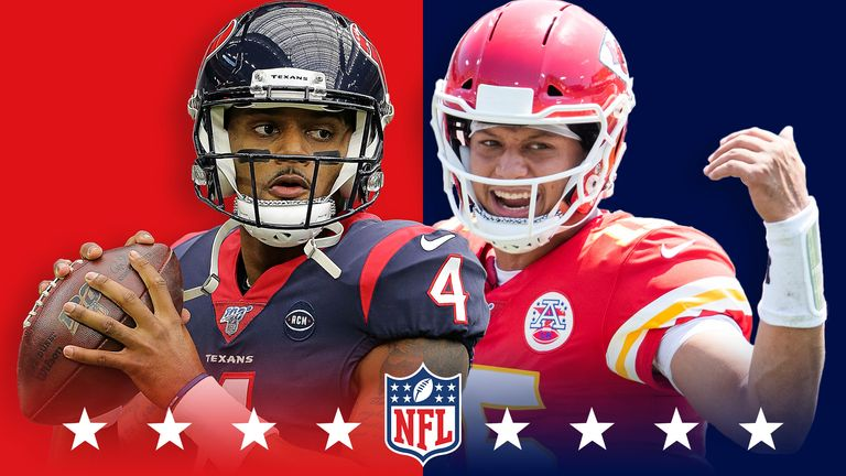 Houston Texans Kansas City Chiefs Is Deshaun Watson Vs