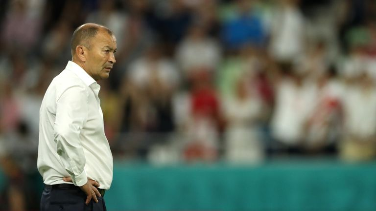 Eddie Jones believes his England side can beat New Zealand in their RWC semi-final on Saturday