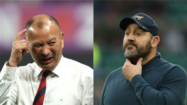Eddie Jones and Mario Ledesma have picked their sides, but who would you select?