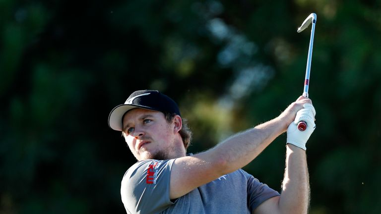 Pepperell posted a bogey-free 66 on Friday