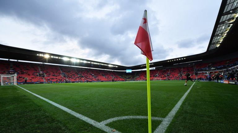 Czech Republic will host England at the Eden Stadium