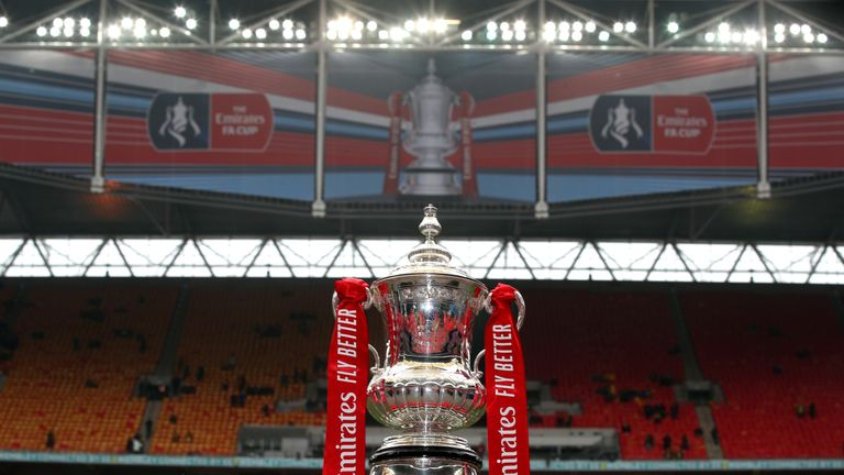 The draw has been made for the second round of the FA Cup