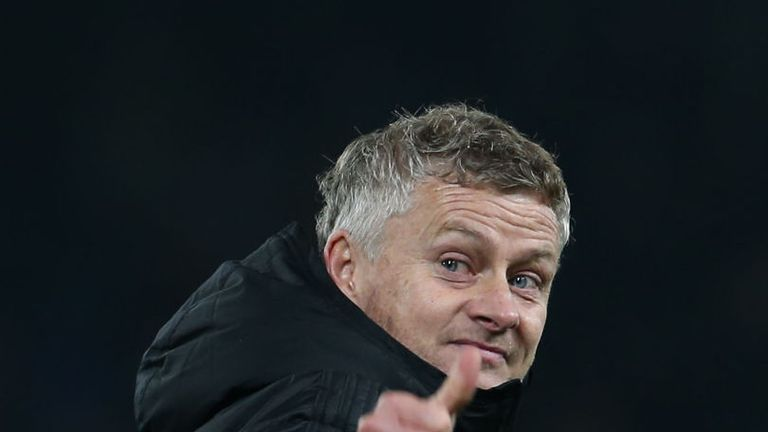 Ole Gunnar Solskjaer has overseen three consecutive away wins in October