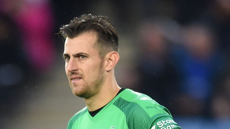 Martin Dubravka joined Newcastle from Sparta Prague in 2018