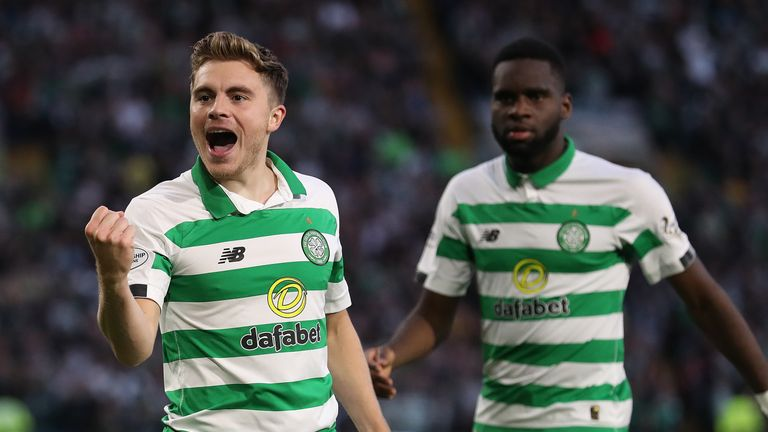 James Forrest recently signed a new four-year deal with the Hoops