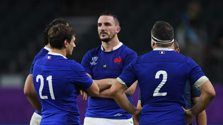 France may have a history for dropping off within games, but that was not the case on Sunday
