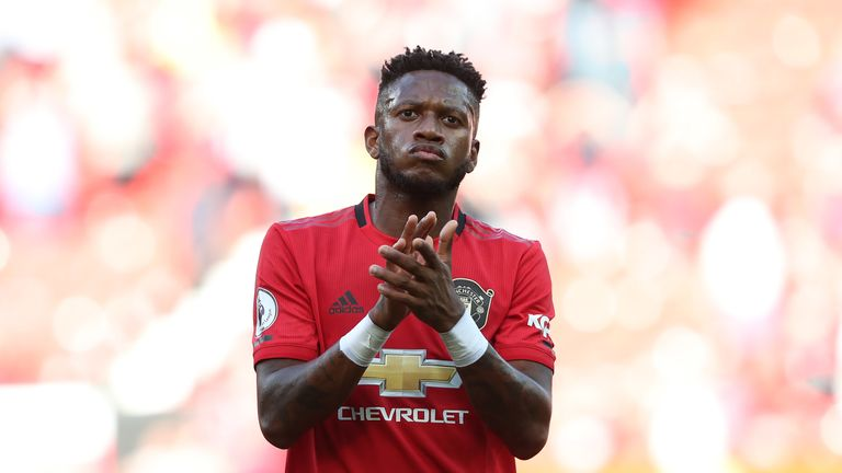 Fred's performances are improving after a run of games in Paul Pogba's absence