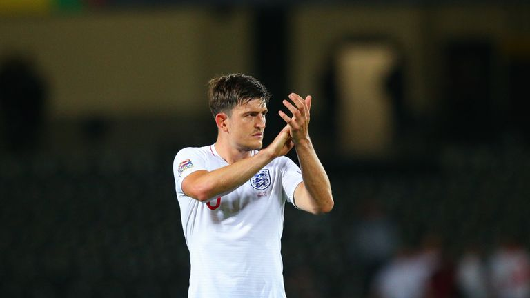 Harry Maguire says poor club form may be affecting England defence | Football News |