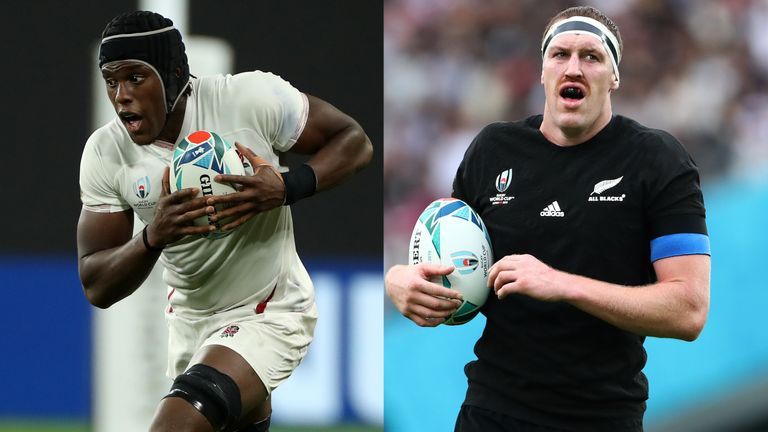 Maro Itoje or Brodie Retallick? Read below for Sean Fitzpatrick's position-by-position assessment...